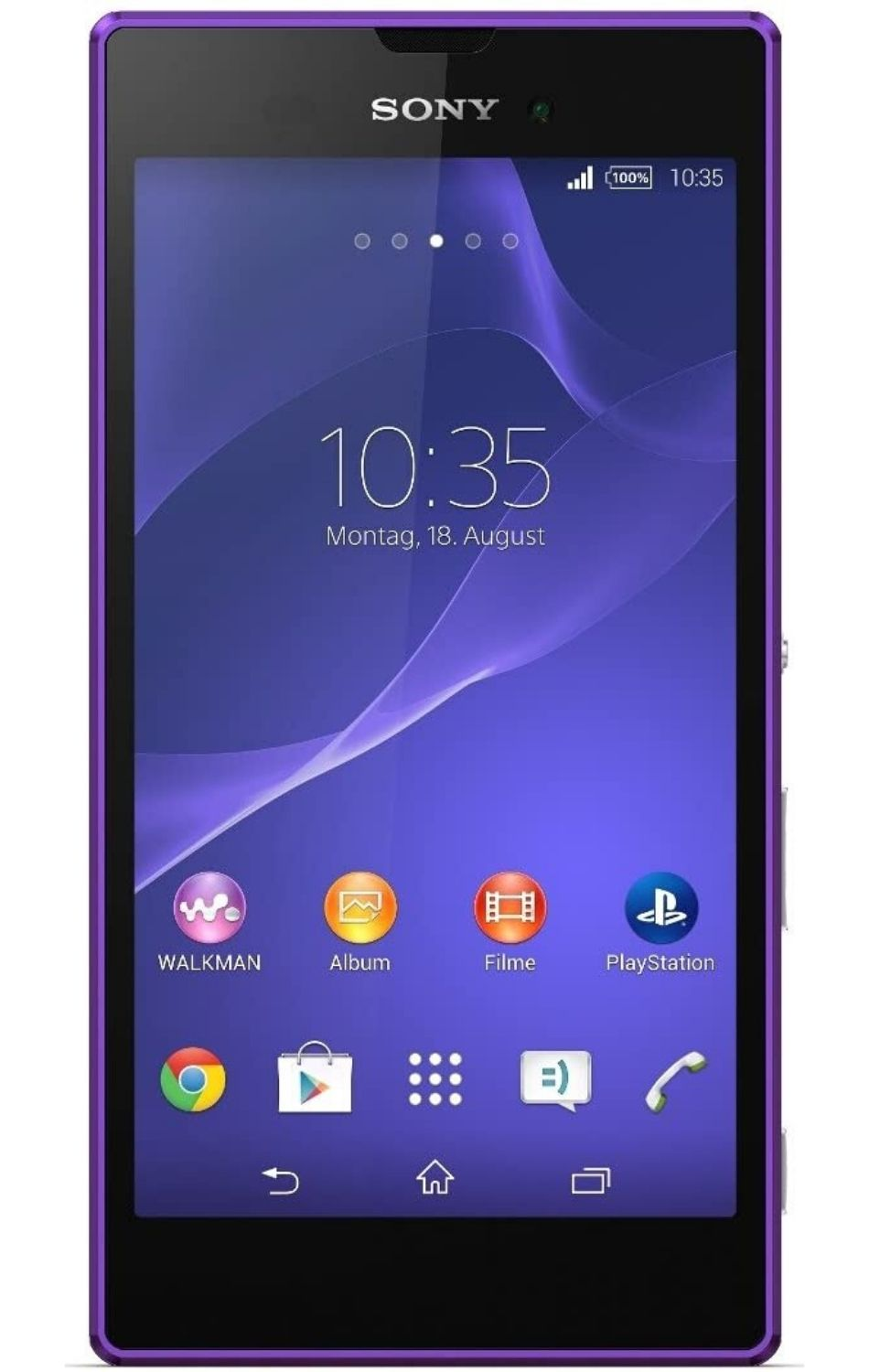 Sony Xperia T3 Style