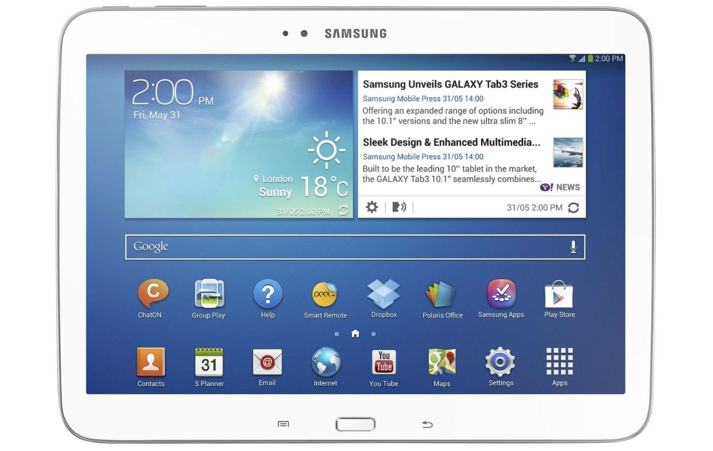 Samsung Galaxy Tab 3 10 pulgadas